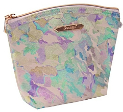 "Fragrances, Perfumes, Cosmetics Makeup Bag ""Joy Colors"" large 4997, multicolored - Donegal"