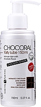 Fragrances, Perfumes, Cosmetics Chocolate Gel-Lubricant - Lovely Lovers Chocoral Tasty Lube