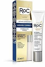 Fragrances, Perfumes, Cosmetics Eye Cream - Roc Retinol Correxion Wrinkle Correct Eye Reviving Cream