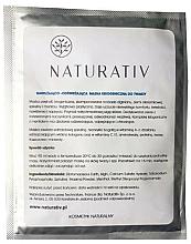 Fragrances, Perfumes, Cosmetics Moisturizing & Refreshing Cryogenic Face Mask - Naturativ Face Mask