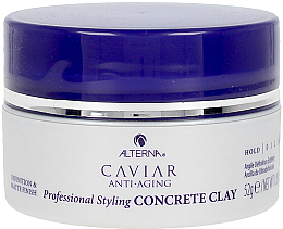 Fragrances, Perfumes, Cosmetics Hair Styling Clay - Alterna Caviar Anti Aging Styling Concrete Clay