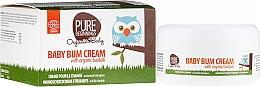 Fragrances, Perfumes, Cosmetics Nappy Cream - Pure Beginnings Baby Bum Cream
