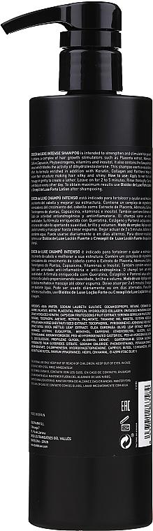 Dixidox de Luxe Intensive Shampoo #3.1 - Divination Simone De Luxe Dixidox DeLuxe Intense Shampoo — photo N5