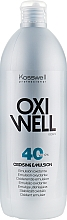 Fragrances, Perfumes, Cosmetics Oxidizing Emulsion 12% - Kosswell Professional Oxidizing Emulsion Oxiwell 12% 40 vol
