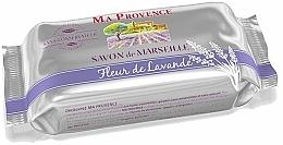 "Fragrances, Perfumes, Cosmetics Marseilles Soap ""Lavander"" - Ma Provence Marseille Soap Lavande"