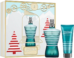 Fragrances, Perfumes, Cosmetics Jean Paul Gaultier Le Male - Set (edt/125ml + sh/g/75ml)