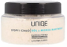 Fragrances, Perfumes, Cosmetics Fine-Grained Dead Sea Carnallite Salt - Silcare Quin Dead Sea Salt
