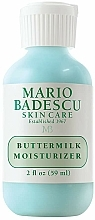 Fragrances, Perfumes, Cosmetics Moisturizing Face Cream - Mario Badescu Buttermilk Moisturizer
