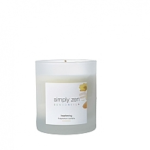 Fragrances, Perfumes, Cosmetics Scented Candle - Z. One Concept Simply Zen Scented Candle Simply Zen Sensorials Heartening
