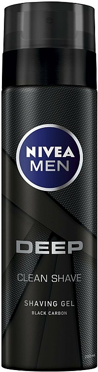 Shaving Gel - Nivea Gel Deep