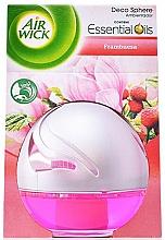 Fragrances, Perfumes, Cosmetics Liquid Air Freshener - Air Wick Deco Sphere Raspberry