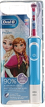"""Fragrances, Perfumes, Cosmetics Electric Sonic Toothbrush """"Frozen"""" - Oral-B Kids"""