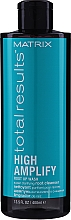 Fragrances, Perfumes, Cosmetics Deep Cleansing Root Shampoo - Matrix Total Results High Amplify Root Up Wash