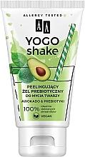 Fragrances, Perfumes, Cosmetics Prebiotic Peeling Gel - AA Yogo Shake