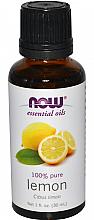 Fragrances, Perfumes, Cosmetics Lemon Essential Oil - Now Foods Essential Oils 100% Pure Lemon