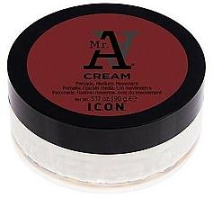 Fragrances, Perfumes, Cosmetics Hair Styling Cream Pomade - I.C.O.N. MR. A. Cream