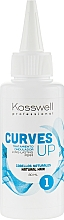 Fragrances, Perfumes, Cosmetics Perm for Natural Hair - Kosswell Professional Curves Up 1