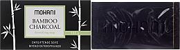 Fragrances, Perfumes, Cosmetics Bamboo Charcoal Soap - Mohani Bamboo Charcoal Detoxifying Soap