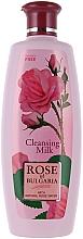 Fragrances, Perfumes, Cosmetics Cleansing Face Milk - BioFresh Rose of Bulgaria Cleansing Milk