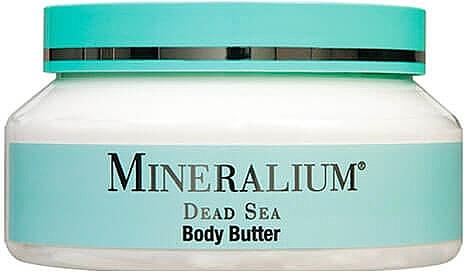 Body Cream-Butter - Minerallium Mineral Therapy Body Butter