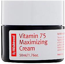 Fragrances, Perfumes, Cosmetics Vitamin Sea Buckthorn Face Cream - By Wishtrend Vitamin 75 Maximizing Cream
