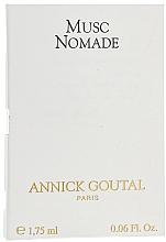 Fragrances, Perfumes, Cosmetics Annick Goutal Musc Nomade - Eau de Parfum (sample)