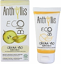Fragrances, Perfumes, Cosmetics Moisturizing Face Cream - Anthyllis Moisturizing Face Cream