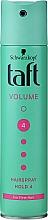 "Fragrances, Perfumes, Cosmetics Ultra Strong Hold Hair Spray ""Volume Power"" - Schwarzkopf Taft"