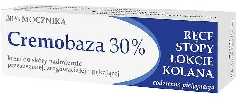 Softening & Moisturizing Urea Cream - Farmapol Cremobaza 30%