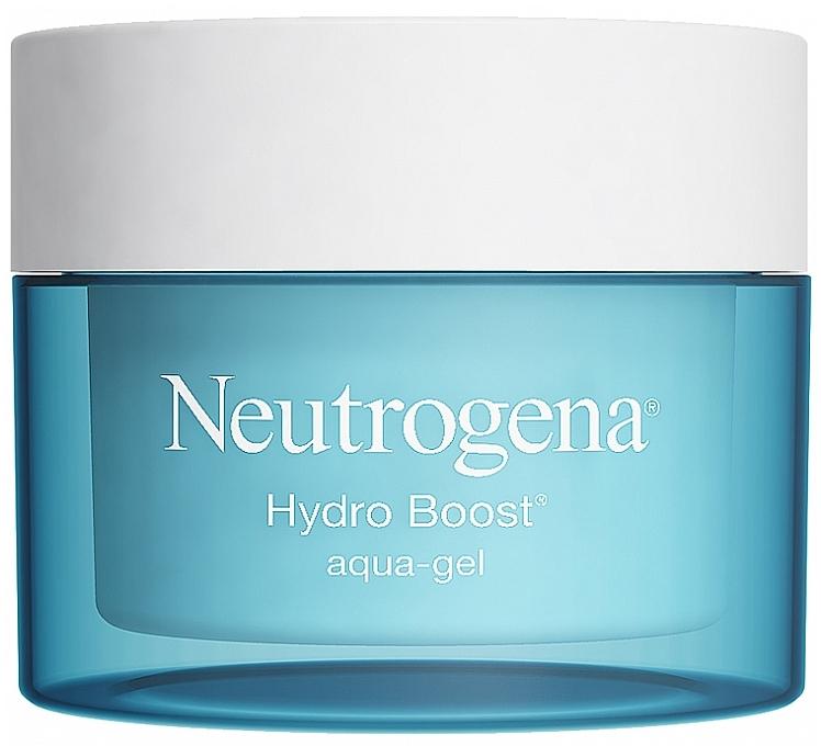 Moisturizing Face Gel - Neutrogena Hydro Boost Aqua-Gel Normal To Combination Skin — photo N1