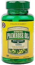 "Fragrances, Perfumes, Cosmetics Food Supplement ""Evening Primrose Oil"" - Holland & Barrett Evening Primrose Oil 1500mg Plus Vitamin B6"
