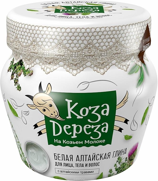 """Face & Body Clay """"Altai"""" - Fito Cosmetic Koza Dereza"""