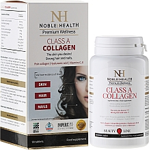 Fragrances, Perfumes, Cosmetics Body, Face and Hair Care Complex - Noble Health Kolagen Class A