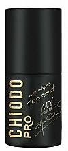 Fragrances, Perfumes, Cosmetics Hybrid Polish No Wipe Top Coat - Chiodo Pro Top EG No Wipe