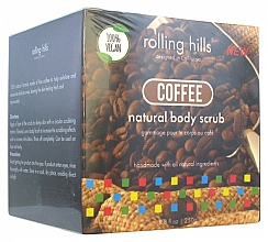 Fragrances, Perfumes, Cosmetics Cafee Body Scrub - Rolling Hills Gommage Corps Naturel