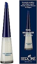 Fragrances, Perfumes, Cosmetics Nail Hardener - Herome Nail Hardener Strong