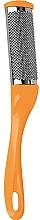 Fragrances, Perfumes, Cosmetics Pedicure File, metal, orange - Donegal Steel Heel File