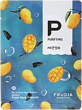 Fragrances, Perfumes, Cosmetics Mango Face Sheet Mask - Frudia My Orchard Squeeze Mask Mango