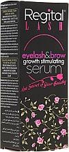 Fragrances, Perfumes, Cosmetics Brow and Lash Growth Serum - Regital Lash Eyelash & Brow Growth Stimulating Serum