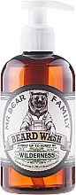 Fragrances, Perfumes, Cosmetics Beard Shampoo - Mr. Bear Family Beard Wash Wilderness