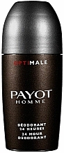 Fragrances, Perfumes, Cosmetics Roll-On Deodorant - Payot Optimale Homme Deodorant 24 Heures