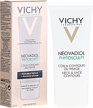 Fragrances, Perfumes, Cosmetics Cream for Neck, Decollete and Face Contours - Vichy Neovadiol Phytosculpt