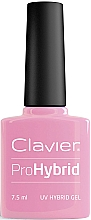 Fragrances, Perfumes, Cosmetics Nail Gel Polish - Clavier ProHybrid UV Hybrid Gel