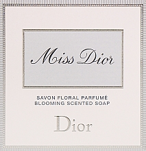 Fragrances, Perfumes, Cosmetics Dior Miss Dior Blooming Scented Soap - Scented Soap