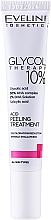 Fragrances, Perfumes, Cosmetics Acidic Peeling 10% - Eveline Glycol Therapy Kwasowa Kuracja Peelingująca 10%