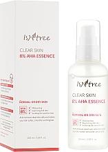 Fragrances, Perfumes, Cosmetics Lactic & Glycolic Acid Face Essence - IsNtree Clear Skin 8% Aha Essence