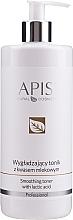 Fragrances, Perfumes, Cosmetics Smoothing Tonic with Lactic Acid - Apis Professional Smoothing Toner With Lactic Acid