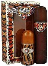 Fragrances, Perfumes, Cosmetics Cuba Jungle Tiger - Set (edp 100ml + deo 50ml)
