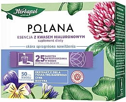 "Fragrances, Perfumes, Cosmetics Dietary Supplement ""Essence With Hyaluronic Acid"" - Polana"