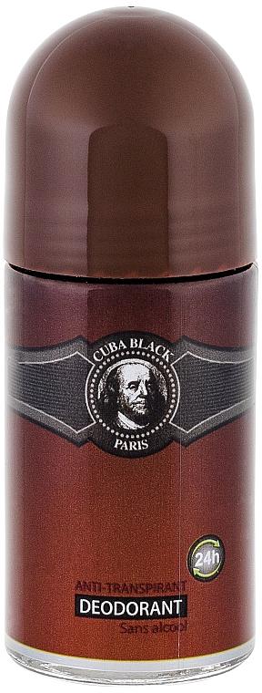Cuba Black - Deodorant